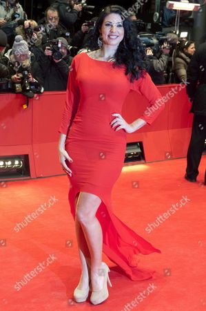German Actress Natascha Berg Arrives For the Premiere of the Movie 'Haywire' During the 62nd Berlin International Film Festival in Berlin Germany 15 February 2012 the Movie is Presented in the Section Competition Special Screening at the 62nd Berlinale Running From 09 to 19 February Germany Berlin