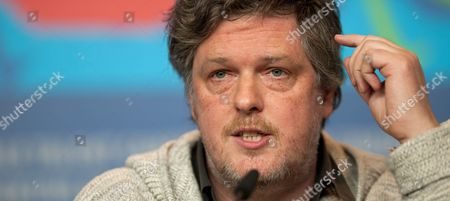 German Director Matthias Glasner Attends the Press Conference For the Movie 'Mercy' ('gnade') During the 62nd Berlin International Film Festival in Berlin Germany 16 February 2012 the Movie is Presented in Competition at the 62nd Berlinale Running From 09 to 19 February Germany Berlin