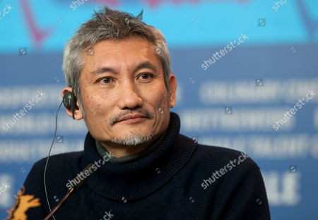 Chinese Director Tsui Hark Attends the Press Conference of the Movie 'Flying Swords of Dragon Gate' During the 62nd Berlin International Film Festival in Berlin Germany 17 February 2012 the Movie is Presented in the Competition out of Competition at the 62nd Berlinale Running From 09 to 19 February Germany Berlin
