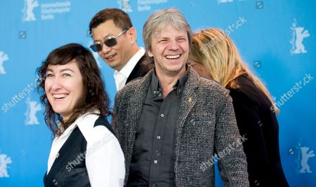 Member of the International Jury Director Andreas Dresen (germany 2r) is Seen Next to Jury President and Director Wong Kar Wai (china /hong Kong 2l) Director Athina Rachel Tsangari (greece Ll) and Cinematographer Ellen Kuras (usa R) During the 63rd Annual Berlin International Film Festival Berlinale in Berlin Germany 07 February 2013 the Berlinale Runs From 07 to 17 February Germany Berlin