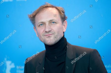 Polish Actor Andrzej Chyra Poses at the Photocall For 'In the Name Of' (w Imie) During the 63rd Annual Berlin International Film Festival in Berlin Germany 08 February 2013 the Movie is Presented in the Competition at the Berlinale Runs From 07 to 17 February Germany Berlin