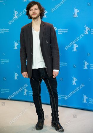 Polish Actor Mateusz Kosciukiewicz Poses at the Photocall For 'In the Name Of' (w Imie) During the 63rd Annual Berlin International Film Festival in Berlin Germany 08 February 2013 the Movie is Presented in the Competition at the Berlinale Runs From 07 to 17 February Germany Berlin