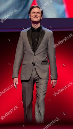 Danish Actor and Shooting Star Mikkel Boe Folsgaard Attends the Shooting Star 2013 Award Ceremony During the 63rd Annual Berlin International Film Festival in the Berlinale Palace in Berlin Germany 11 February 2013 the Berlinale Runs From 07 to 17 February Germany Berlin