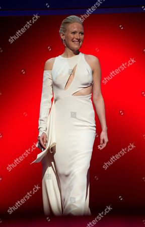 Finnish Actress and Shooting Star 2013 Laura Birn Attends the Shooting Star 2013 Award Ceremony During the 63rd Annual Berlin International Film Festival in the Berlinale Palace in Berlin Germany 11 February 2013 the Berlinale Runs From 07 to 17 February Germany Berlin