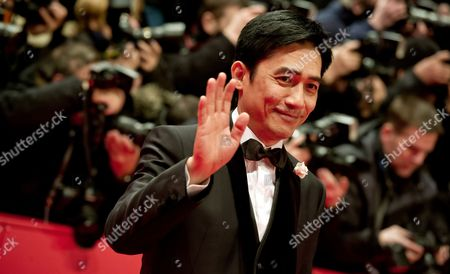 Chinese Actor Tony Leung Chiu Wai Arrives For the Premiere of 'The Grandmaster' (yi Dai Zong Shi') During the 63rd Annual Berlin International Film Festival in Berlin Germany 07 February 2013 the Movie Has Been Selected As the Opening Film For the Berlinale and is Presented in the Offical Section out of Competion the Film Festival Runs From 07 to 17 February Germany Berlin