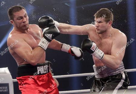 Editorial image of Germany Boxing - May 2012
