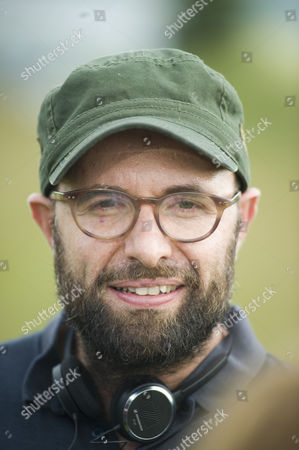 German Director Philipp Stoelzl Poses During the Filming of the Novel 'The Physician' in Elbingerode Germany 04 July 2012 the Movie Will Be Filmed For 13 Days in Germany and is Scheduled to Come to German Cinemas For Christmas 2013 Germany Elbingerode