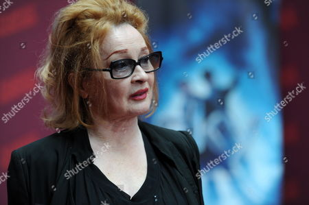 German Singer and Actress Ingrid Caven Attends an Homage to Late German Film Director Rainer Fassbinder at Gasteig During the Munich Film Festival 02 July 2012 the Festival Runs Until 07 July 2012 Germany Munich