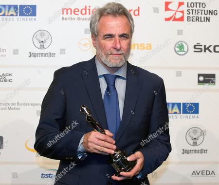 Editorial image of Germany Cinema European Film Awards - Dec 2013