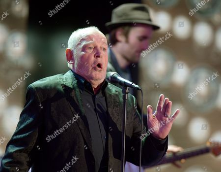 British Singer Joe Cocker Performs After Receiving the Trophy in the Category 'Lifetime Achievement Award Music' During the 48th Golden Camera Award Ceremony in Berlin Germany 02 February 2013 the Award Honours Outstanding Achievements in Television Film and Entertainment Germany Berlin