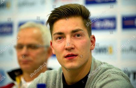 Editorial photo of Germany Gymnastics Boy - Dec 2012