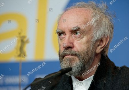 Stock Image of British Actor Jonathan Pryce Attends the Press Conference For 'Dark Blood' During the 63rd Annual Berlin International Film Festival in Berlin Germany 14 February 2013 the Movie is Presented in Competition out of Competition at the Berlinale Germany Berlin