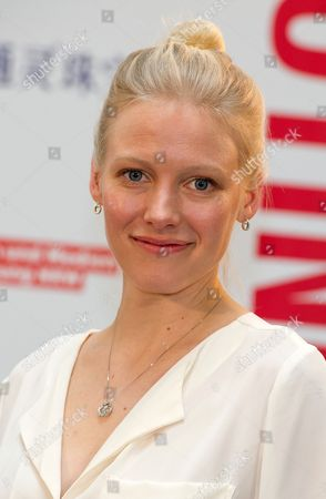 Finnish Actress Laura Birn Poses at a Photocall of the Shooting Star 2013 Presented by the European Film Promotion (efp) During the 63rd Berlin Film Festival Aka Berlinale in the Hotel De Rome in Berlin Germany 10 February 2013 Germany Berlin