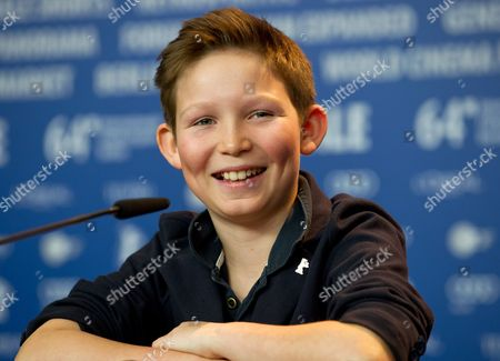 Actor Ivo Pietzcker Attends the Press Conference For 'Jack' at the 64th Annual Berlin Film Festival in Berlin Germany 07 February 2014 the Movie is Presented in the Official Competition of the Berlinale Which Runs From 06 to 16 February 2014 Germany Berlin