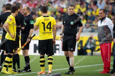 Editorial photo of Germany Soccer Bundesliga - Mar 2014