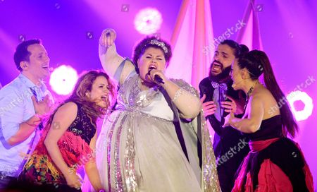 Editorial image of Austria Eurovision Song Contest 2015 - May 2015