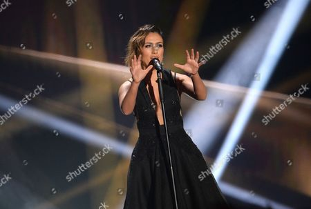 Editorial photo of Austria Eurovision Song Contest 2015 - May 2015