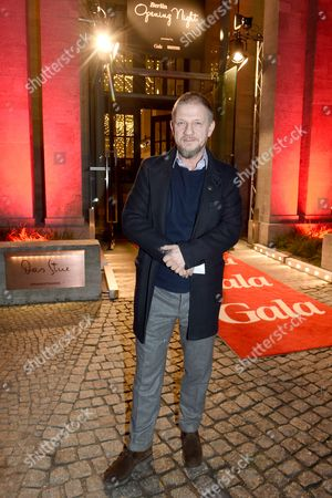 German Director Soenke Wortmann Arrives For the Ufa Opening Gala at the Das Stue Hotel During the 65th Berlin Film Festival in Berlin ágermany 05 February 2015 the Festival Runs From 05 to 15 February Germany Berlin