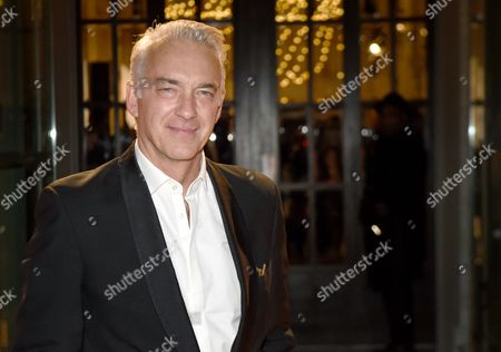German Actor Christoph M Ohrt Arrives For the Ufa Opening Gala at the Das Stue Hotel During the 65th Berlin Film Festival in Berlin ágermany 05 February 2015 the Festival Runs From 05 to 15 February Germany Berlin