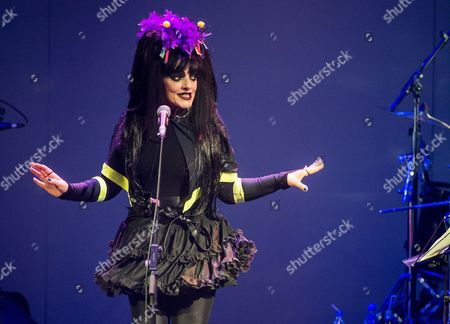 German Punk Legend Nina Hagen Performs During the 'B Z Culture Award' Ceremony in the Komische Oper (comical Opera) House in Berlin Germany 21 January 2015 Since 1991 the Berlin Tabloid Newspaper B Z Awards This Annual Prize to Personalities That Contributed to Excellence For Cultural and Artistic Diversity in the German Capital Germany Berlin