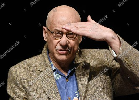 Us Author James Ellroy on Stage at the International Literature Festival Lit Cologne in Cologne Germany 16 March 2015 the Event Runs From 11 March to 21 March Germany Cologne