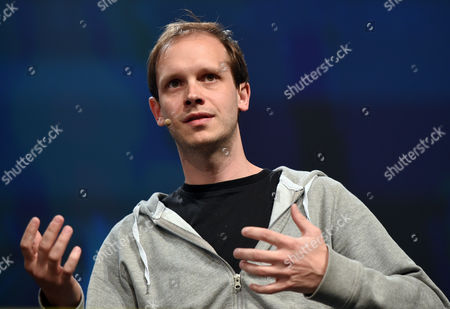 Swedish Peter Sunde Co-founder of 'The Pirate Bay' Speaks at the Re:publica Internet Conference Ináberlin ágermany 06 May 2015 the Media Convention Runs From 05 to 07 May 2015 Germany Berlin