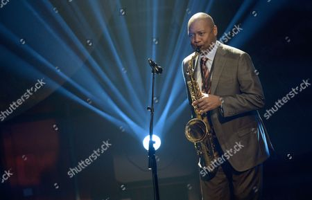 Us Saxophonist Branford Marsalis Performs During the Awards Ceremony of 'Echo Jazz 2015' in Hamburg Germany 28 May 2015 the Echo Jazz Awards Are Presented For the Sixth Time in 21 Categories by the Deutsche Phono-akademie Germany Hamburg