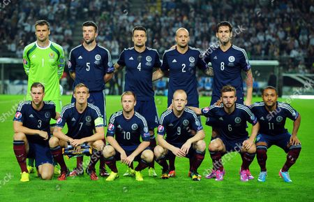 Editorial photo of Germany Soccer Uefa Euro 2016 Qualification - Sep 2014