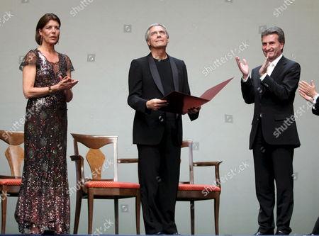 Editorial picture of Herbert Von Karajan Musikpreis an John Neumeier - Oct 2007