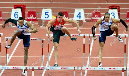 Editorial photo of Czech Republic Athletics Indoor European Championships - Mar 2015