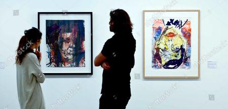 Editorial photo of Germany Arts - Nov 2014