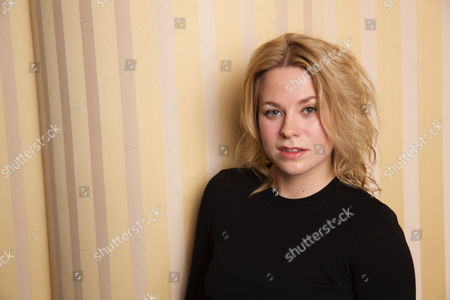 Finnish Actress Emmi Parviainen One of the 2015 European Shooting Stars Poses at the Ritzácarlton Hotel During the 65th Annual Berlin International Film Festival in Berlin ágermany 08 February 2015 She Will Be Awarded at the Berlinale on 09 February the Film Festival Will Run From 05 to 15 February Germany Berlin