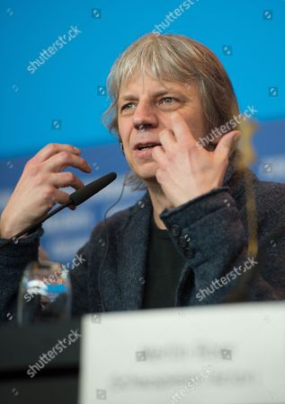 German Director Andreas Dresen Attends a Press Conference For 'Als Wir Traeumten (as We Were Dreaming)' at the 65th Annual Berlin International Film Festival in Berlin Germany 09 February 2015 the Movie is Presented in the Official Competition of the Berlinale Which Runs From 05 to 15 February Germany Berlin