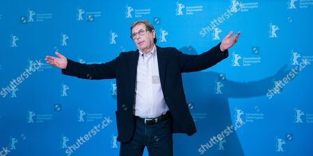 Polish Actor Janusz Gajos Poses During a Photocall For 'Body' at the 65th Annual Berlin International Film Festival in Berlin Germany 09 February 2015 the Movie is Presented in the Official Competition of the Berlinale Which Runs From 05 to 15 February Germany Berlin