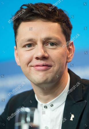 German Actor Christian Friedel Attends a Press Conference For '13 Minutes' (elser) During the 65th Annual Berlin Film Festival in Berlin Germany 12 February 2015 the Movie is Presented in the Official Competition of the Berlinale Which Runs From 05 to 15 February 2015 Germany Berlin