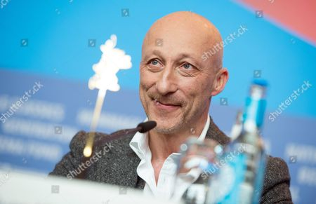 German Director Oliver Hirschbiegel Attends a Press Conference For '13 Minutes' (elser) During the 65th Annual Berlin Film Festival in Berlin Germany 12 February 2015 the Movie is Presented in the Official Competition of the Berlinale Which Runs From 05 to 15 February 2015 Germany Berlin