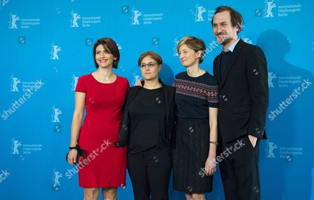 Editorial picture of Germany Berlin Film Festival 2015 - Feb 2015