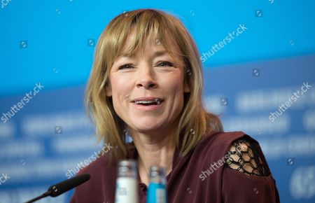 German Actress Jenny Schily Attends a Press Conference For 'Dora Or the Sexual Neuroses of Our Parents' During the 65th Annual Berlin Film Festival in Berlin Germany 12 February 2015 the Movie is Presented in the Panorama Special Section of the Berlinale Which Runs From 05 to 15 February 2015 Germany Berlin