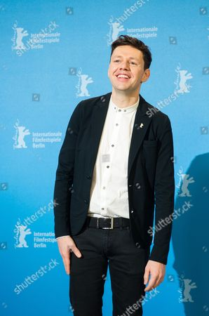 German Actor Christian Friedel Poses During a Photocall For the Film '13 Minutes' (elser) During the 65th Annual Berlin Film Festival in Berlin Germany 12 February 2015 the Movie is Presented in the Official Competition of the Berlinale Which Runs From 05 to 15 February Germany Berlin