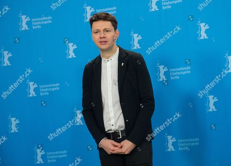 German Actor Christian Friedel Poses During a Photocall For '13 Minutes' (elser) During the 65th Annual Berlin Film Festival in Berlin Germany 12 February 2015 the Movie is Presented in the Official Competition of the Berlinale Which Runs From 05 to 15 February 2015 Germany Berlin