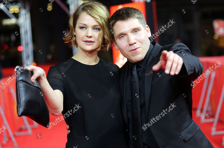 German Actors Luise Heyer (l) and Hanno Koffler Arrive For the Premiere of 'Tough Love' at the 65th Annual Berlin Film Festival in Berlin Germany 06 February 2015 the Movie is Presented in the 'Panorama Special' Section of the Festival Which Runs From 05 to 15 February 2015 Germany Berlin