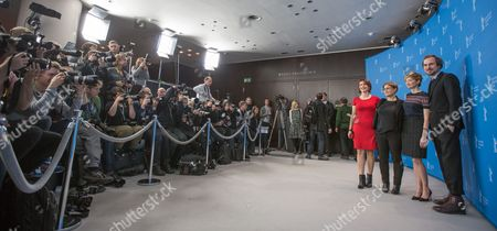 Editorial image of Germany Berlin Film Festival 2015 - Feb 2015