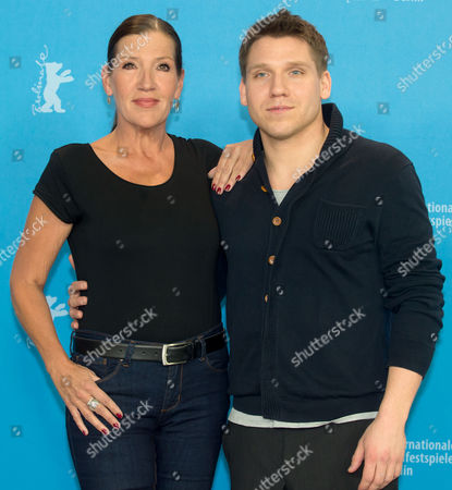German Actors Katy Karrenbauer (l) and Actor Hanno Koffler (r) Pose During the Photocall For 'Tough Love' at the 65th Annual Berlin Film Festival in Berlin Germany 06 February 2015 the Movie is Presented in the 'Panorama Special' Section of the Festival Which Runs From 05 to 15 February 2015 Germany Berlin