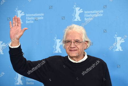 Chilean Director Patricio Guzman Poses During the Photocall For 'The Pearl Button' (el Boton De Nacar) at the 65th Annual Berlin Film Festival in Berlin Germany 08 February 2015 the Movie is Presented in the Official Competition of the Berlinale Which Runs From 05 to 15 February 2015 Germany Berlin