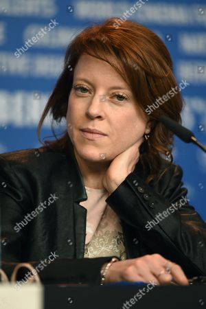 Stock Picture of Us Producer Lauren Selig Attends a Press Conference For 'I Am Michael' at the 65th Annual Berlin Film Festival in Berlin Germany 09 February 2015 the Movie is Presented in the Panorama Section of the Berlinale Which Runs From 05 to 15 February 2015 Germany Berlin