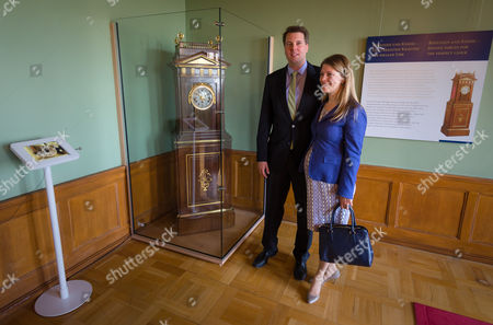 Editorial image of Germany Clock Exhibition - Apr 2015