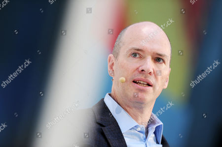 Investor Ben Horowitz Speaks During the Opening of the Dld (digital-life-design) Conference in Munich Germany 18 January 2015 at the Hubert Burda Media Innovation Conference High-ranking Guests Speak About Trends and Developments of Digitization For Three Days Germany Munich