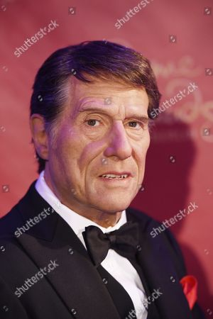 The Wax Figure of Late Austrian Singer Udo Juergens is Seen at Madam Tussauds in Berlin Germany 16 March 2015 the Figure Which Exists in Vienna Since 2013 Will Be Placed at the Glass Grand Piano of Piano Manufacturer 'Schimmel' in Berlin For Two Month the Piano was Specially Made For and Played by the Deceased Singer Germany Berlin