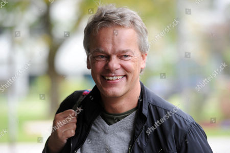 Neuroscientist Edvard Moser From Norway Arrives at the Max Planck Institute For Neurobiology in Martinsried Bavaria Southern Germany 06 October 2014 Us Citizen John O'keefe and Norwegians May-britt Moser and Edvard Moser Won the 2014 Nobel Prize in Medicine For the Discovery of Nerve Cells That Constitute a Positioning System in the Brain Germany Martinsried Bei Muenchen