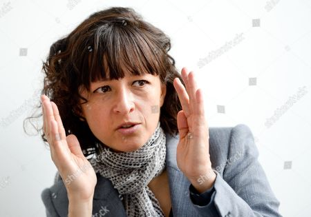 French Biochemist Emmanuelle Charpentier Poses at the Helmholtz Centre For Infectionáresearch in Braunschweig ágermany 19 May 2015 Charpentier Together with Us Researcher Jennifer Doudna Won the Princess of Asturias Award For Scientific and Technical Research 2015 the Jury Announced in Oviedo Spain Germany Braunschweid
